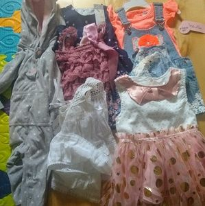 Other - 12-18 month dresses for baby girl
